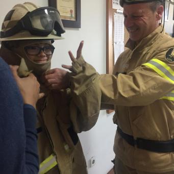 Eduardo bombeiro